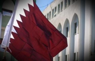 Kahire'deki toplantıda gerginlik çıktı, Katar...