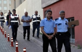 Kayseri'de FETÖ/PDY operasyonu: 64 gözaltı