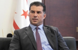 KKTC Başbakanı Özgürgün: BM parametrelerinde...