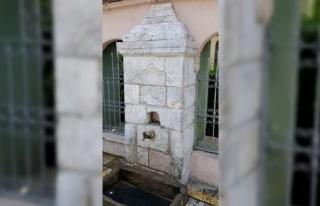 Kosova'da Osmanlı döneminden kalma tarihi sokak...