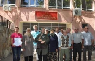 Köylülerden jeotermal sondaja suç duyurusu