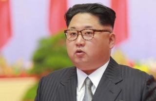 Kuzey Kore lideri Kim: Füze denemesi ABD'ye...