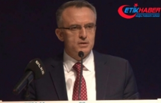 Kalkınma Bakanı Elvan: Biz iş dünyasıyla gurur...