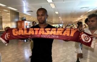 Mariano Ferreira Filho Galatasaray için İstanbul'a...