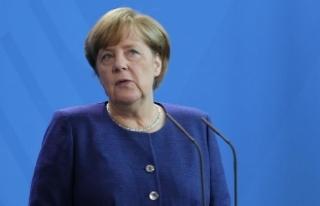 Almanya ABD'nin kararına destek vermediğini...