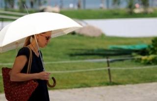Meteoroloji'den İstanbul'a aşırı sıcak...