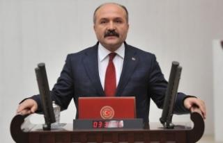 MHP Grup Başkanvekili Usta: Eğer Türk ordusu ile...