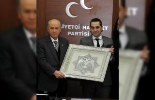 MHP İl Başkan Yardımcısından, Yusuf Halaçoğlu'na...