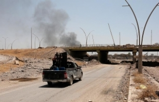 Musul'un batı yakasında bazı bölgeler DEAŞ'tan...