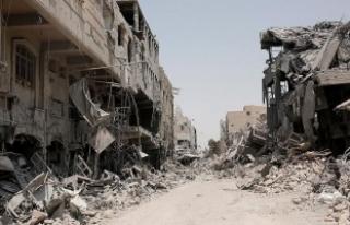 Musul'da enkaz altından 2 bin 100 sivilin cesedi...