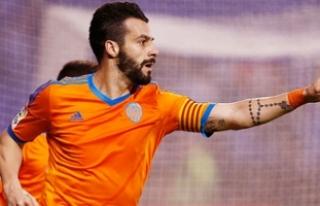 Valencia, Negredo'nun Beşiktaş'a transferini...
