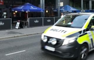 Oslo'da bara palalı, baltalı saldırı
