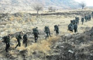 PKK karayolu şantiyesine saldırdı