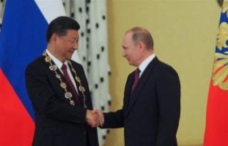 Putin: Rusya ve Çin'in önceliği Kore'deki durumun...