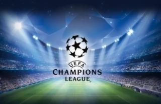 Şampiyonlar Liginde 8 maç oynandı