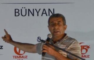 Şehit babası Yiğit: Bin evladım olsa bu vatanda...