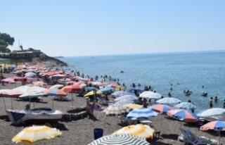 Antalya'da 88 yılın en sıcak günü yaşandı
