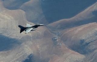 TSK'dan Mardin ve Hakkari kırsalına hava harekatı:...