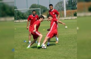 Sivasspor yeni sezona Bolu'da hazırlanıyor
