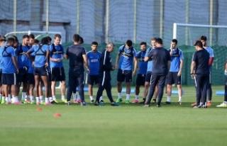 Trabzonspor Macaristan kampını tamamladı