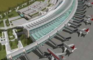 Üçüncü havalimanında 250 milyon avroluk anlaşma