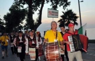 Yalova TUFAG Uluslararası Halk Dansları Festivali...