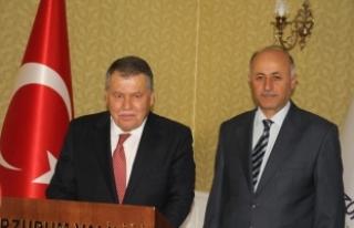 Yargıtay Başkanı Cirit ve Başsavcısı Akarca,...