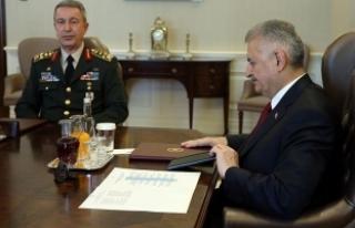 Yüksek Askeri Şura Başbakan Yıldırım başkanlığında...