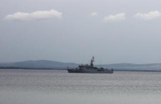 Yunan botlarından Türk ticari gemisine taciz ateşi