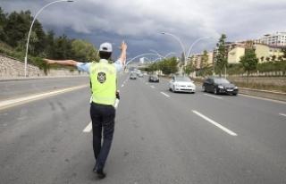 Yurt genelinde trafik denetimleri artırıldı