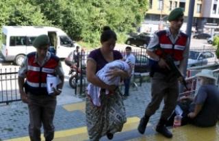 Zonguldak'ta imamın evini soyan 4 şüpheli...