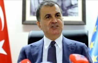 AB Bakanı Çelik: Türkiye'yle ilgili olumsuz...