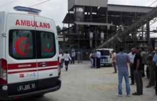 Adana'da yağ fabrikasında patlama: 1 ölü,...