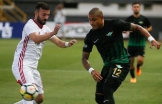 Akhisar Belediyespor-Sivasspor maç sonucu: 1-0