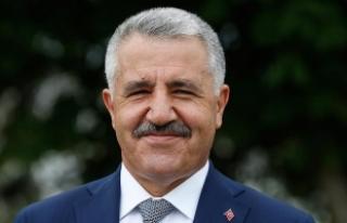 Bakan Arslan: Ben de Kürt'üm. Irak'ta...