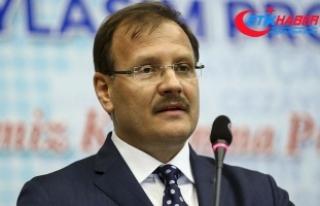 Başbakan Yardımcısı Çavuşoğlu: Afrika'ya...