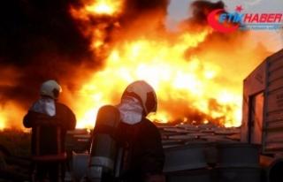 Fransa'da yangın: 4'ü Türk 5 kişi yaşamını...