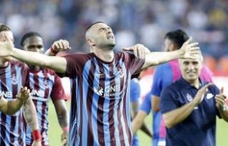Trabzonspor'un 7 yılın en golcü sezonu