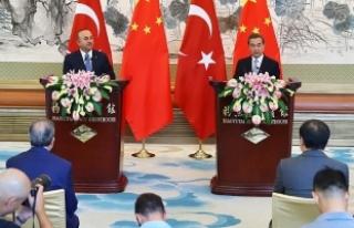 Çavuşoğlu: Çinli turist sayısının artmasını...