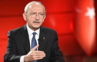 CHP Genel Başkanı Kılıçdaroğlu: Ambargoyu doğru...