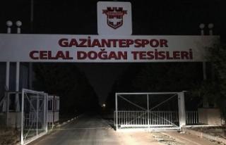 Gaziantepspor tesislerinin elektriği kesildi