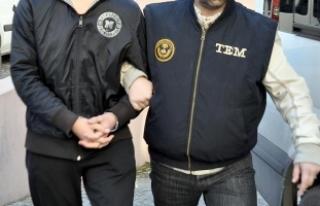 Antalya merkezli FETÖ/PDY operasyonu: 44 gözaltı