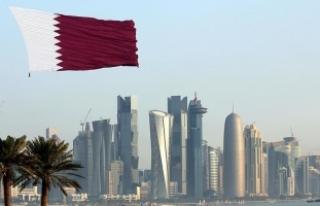 Katar Dışişleri Bakanı Al Sani'den telefon...