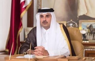 Katar Emiri Sani'den Trump'ın kararına...