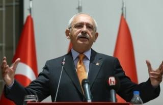 """Kılıçdaroğlu'ndan """"Reza Zarrrab Davası..."""