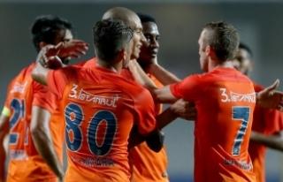 Medipol Başakşehir sezona 3 puan ile başladı