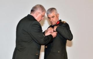 Orgeneral Güler, Jandarma Genel Komutanlığı görevini...