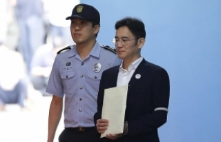 Samsung'un varisi Lee serbest kaldı