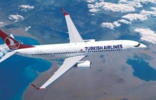 THY uçağına Sudan'da güvenlik araması