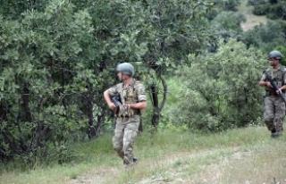 Trabzon'da terör operasyonu